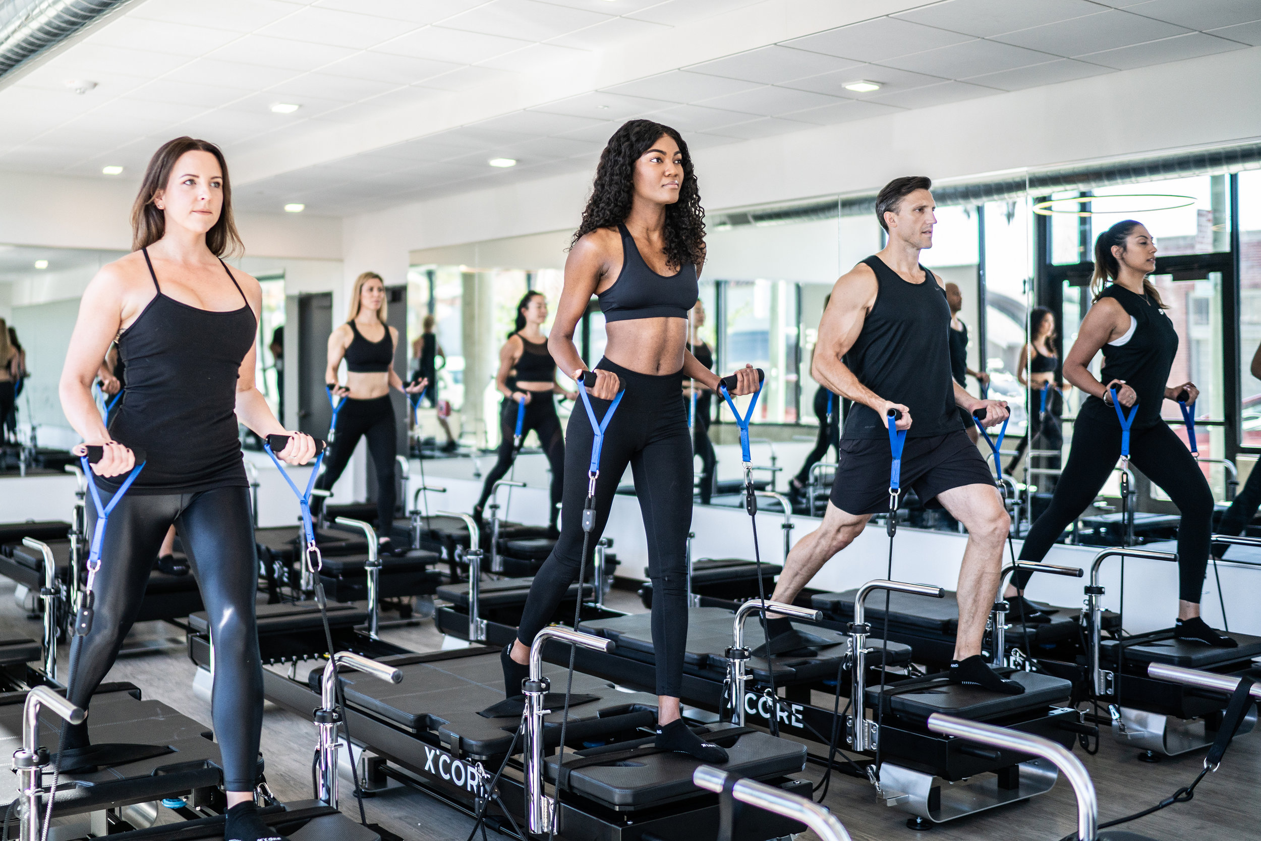 STRENGTH - X-BURN is our coveted high intensity pilates class that will strengthen, lengthen and tone your muscles in just 40 minutes.LEARN MORE