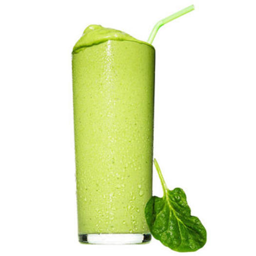Cora's Every Morning Green Smoothie, Recipe below