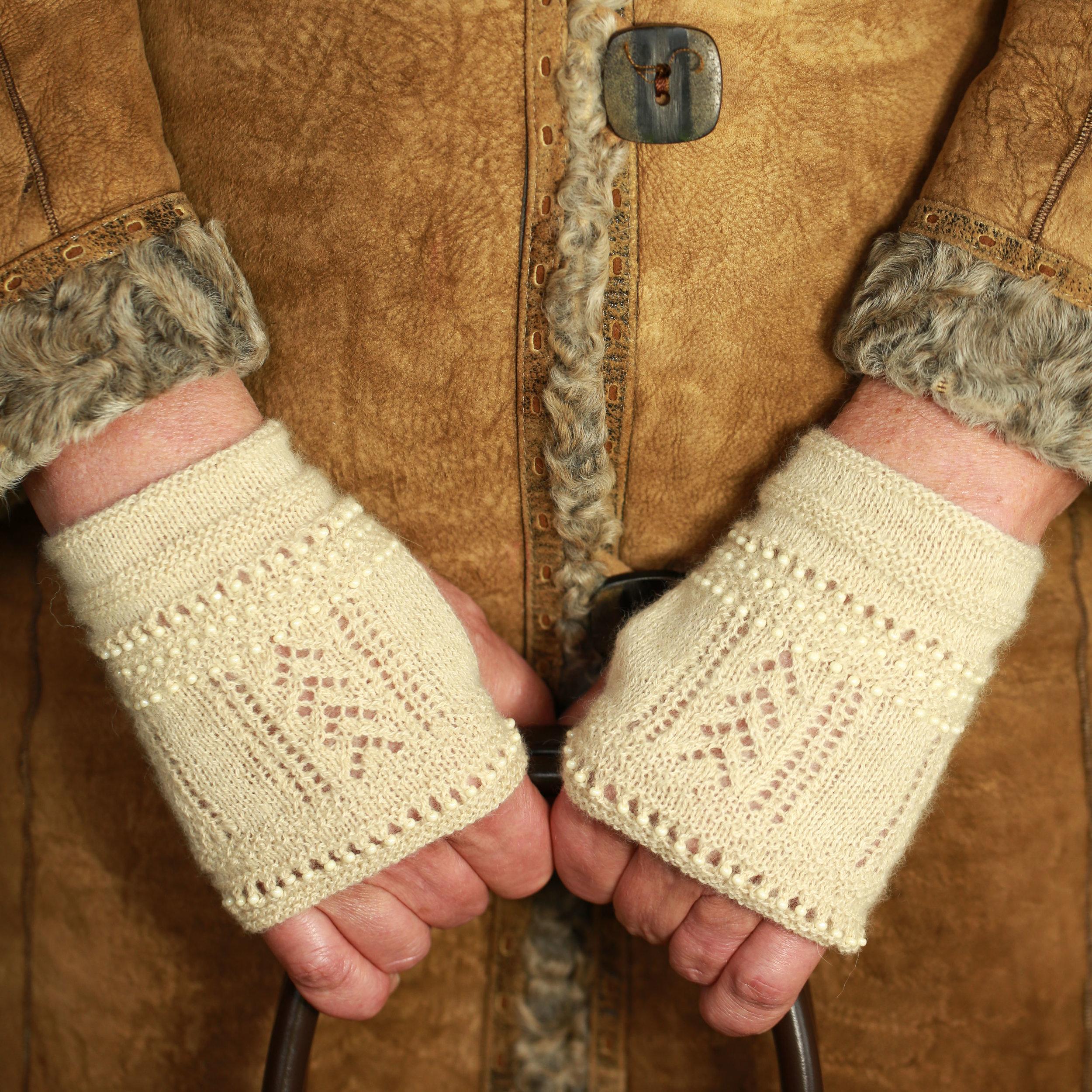 Beaded Hand