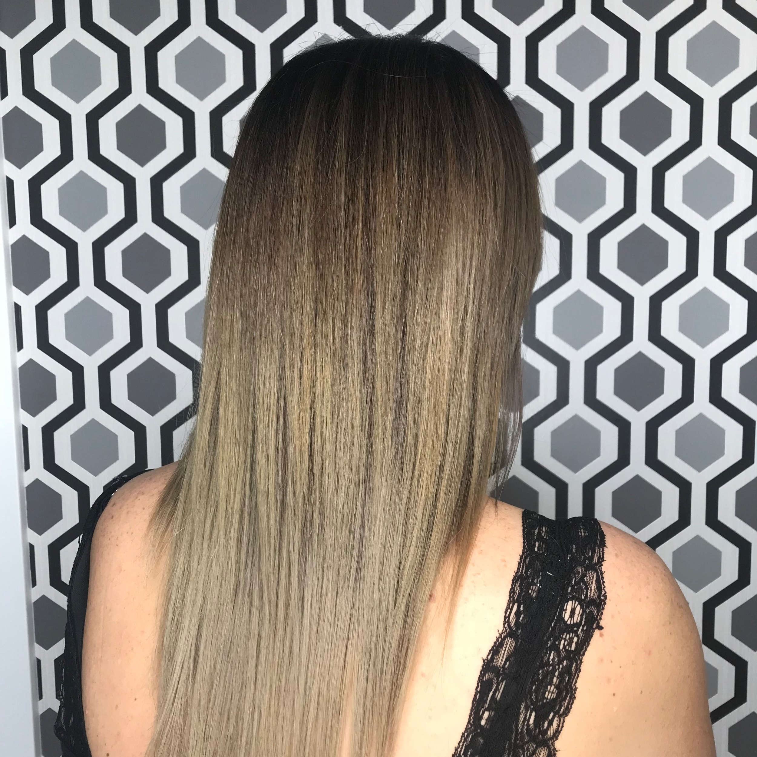 Creative Colour - Get the hair you dream of. With natural highlights and lowlights, creative colour elevates traditional colouring. Ombré and balayage — no problem.Starting at $130