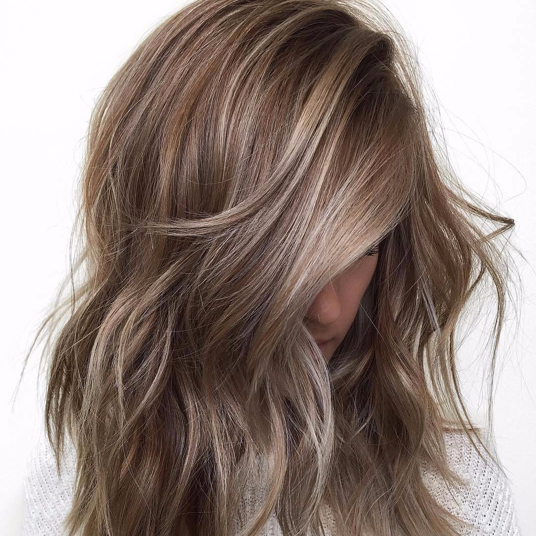 Balayage - Balayage is a French word meaning 'to sweep' or 'to paint'. It allows for a sun-kissed natural-looking hair colour, similar to what nature gives us as children.Starting at $130