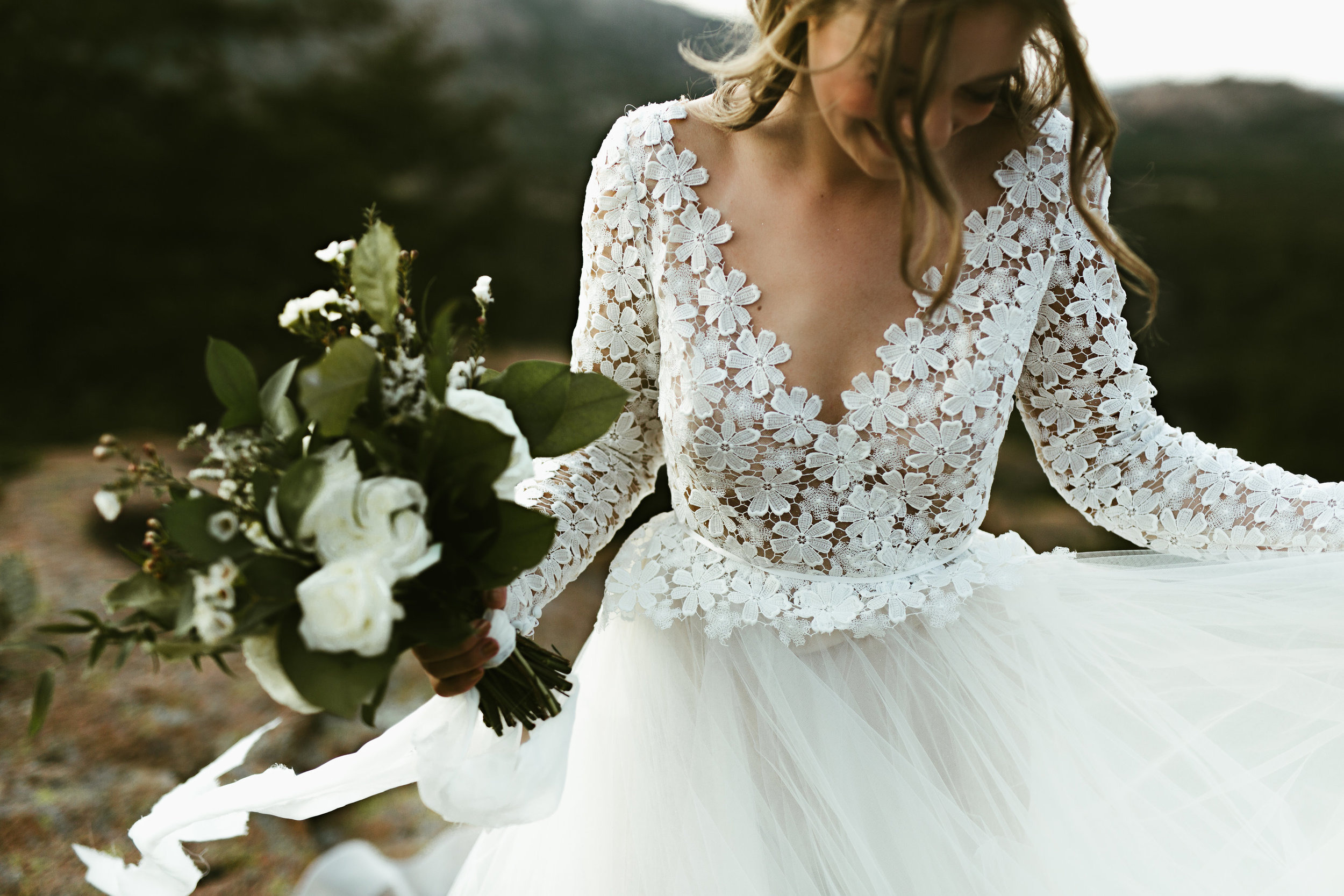Prescott Bridal | Oklahoma City Wedding Dresses and Gowns - Hailey Faria Styled Shoot
