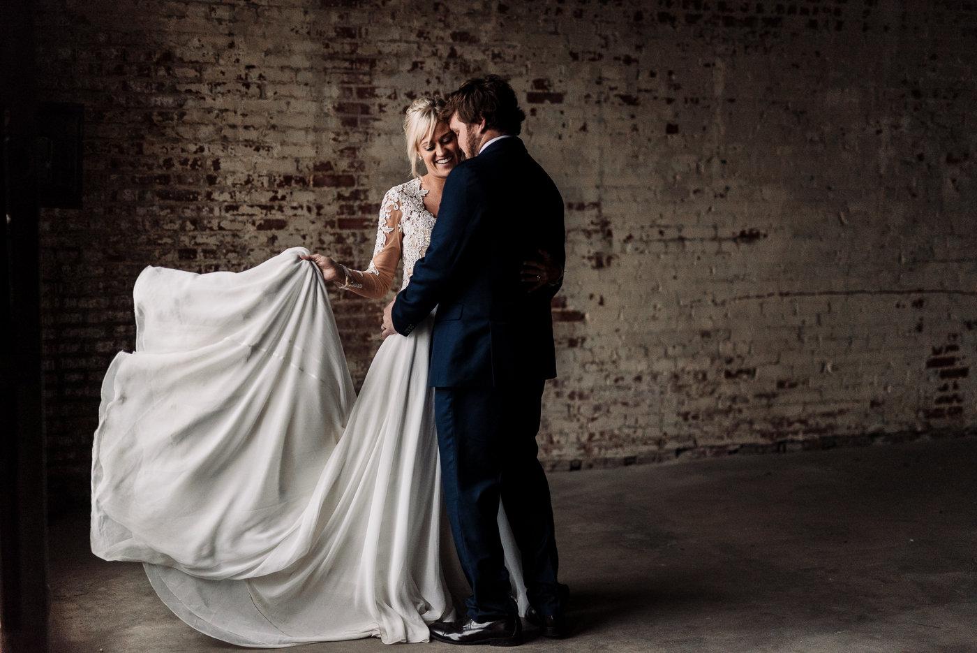 Prescott Bridal | Oklahoma City Wedding Dresses and Gowns - Winter Wedding Styled Shoot