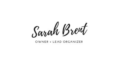 Professional Organizer Bloomington Illinois Normal Illinois Sarah Brent Practical Harmony