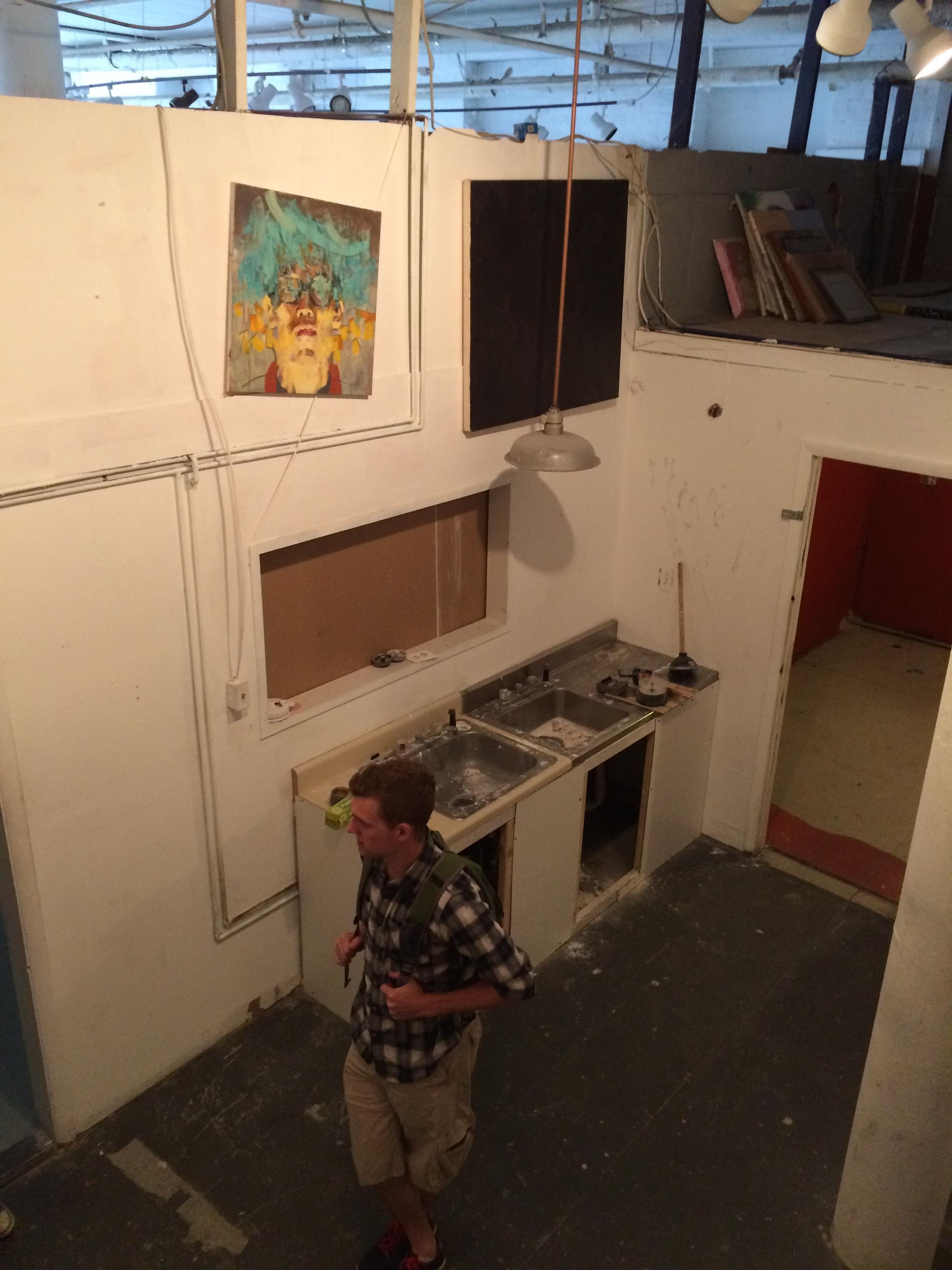 tresor space - original kitchen
