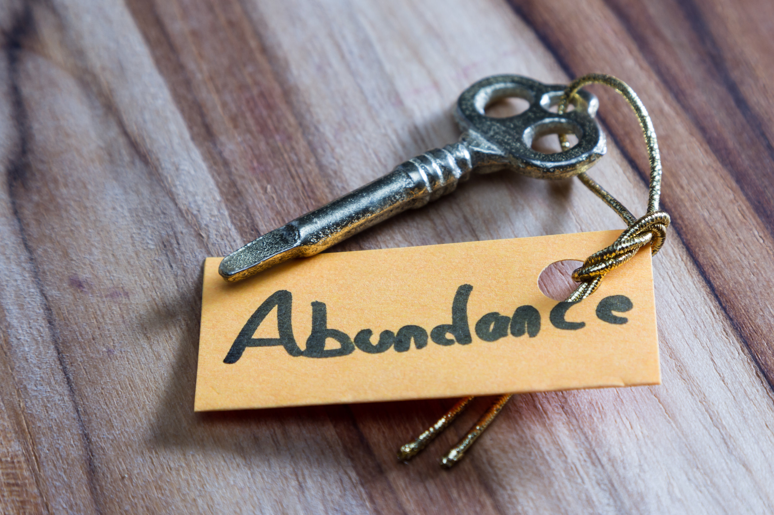 Discovering Abundance with Wendy Bunnell
