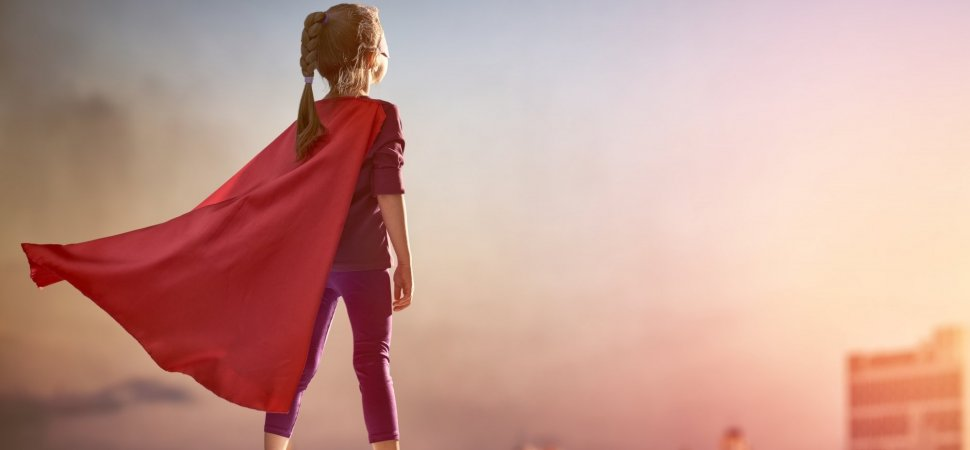 Discovering Your Super Powers with Wendy Bunnell