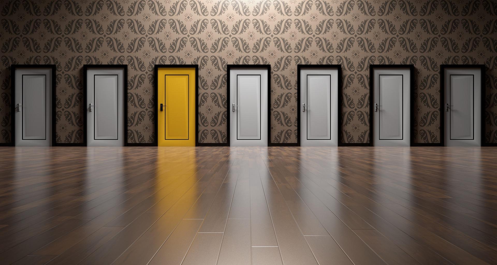 Opening Your Own Door with Scott Sherman