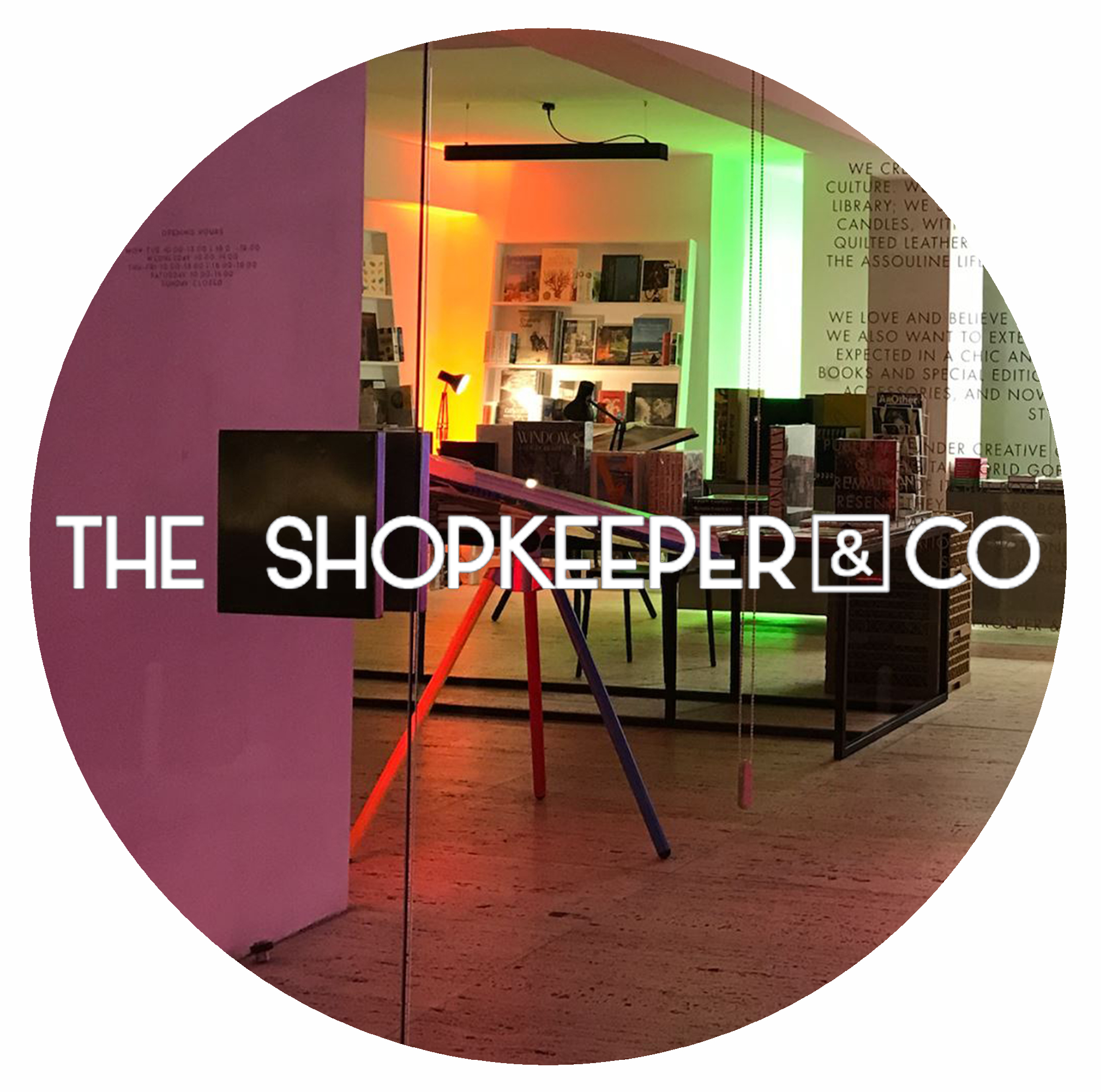 THE SHOPKEEPER & CO 7 Agias Zonis Street  Limassol, Cyprus