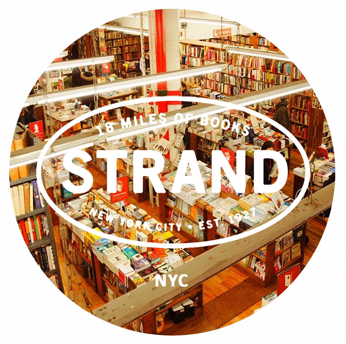 Copy of strand bookstore