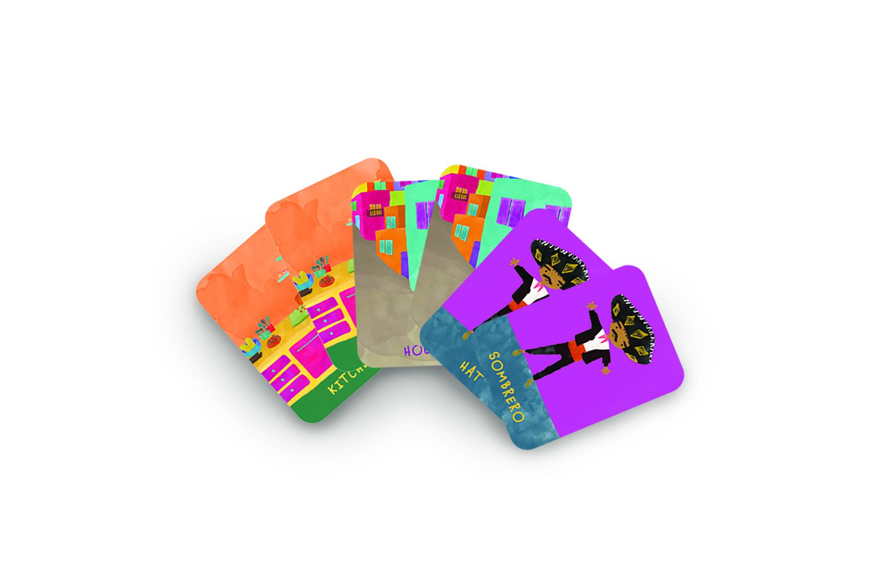 Copy of Bilingual cards