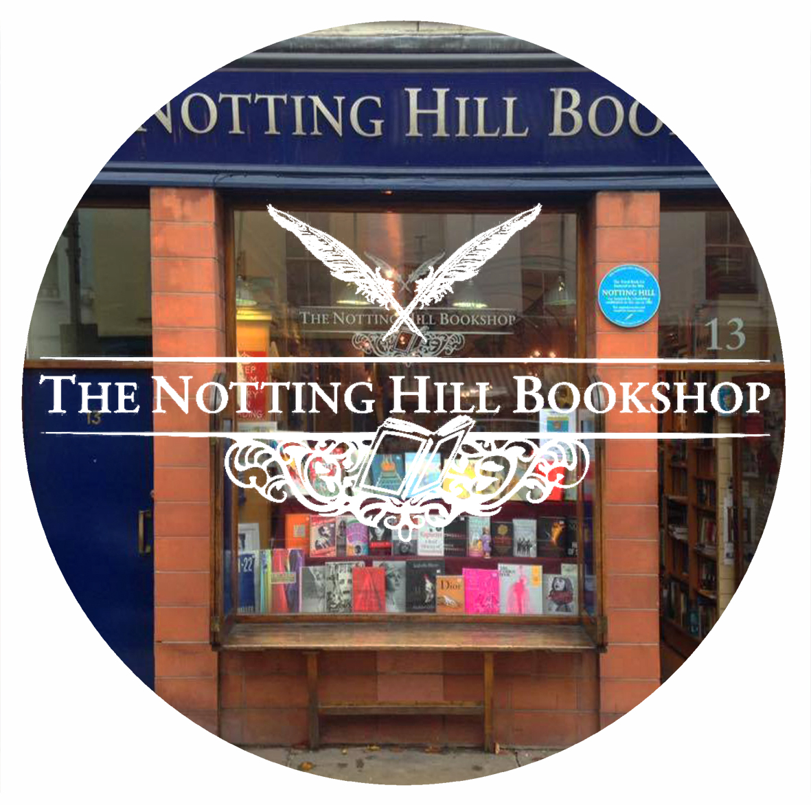 THE NOTTING HILL BOOKSHOP  13 Blenheim Crescent, London, W11 2EE, UK