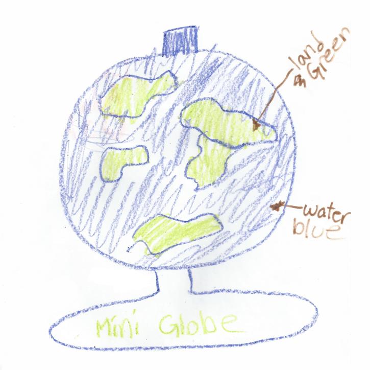 Original concept drawing by Sophia S., Leslie, Ada, and Oskar