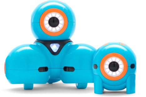 Dash & Dot are utilised throughout the school in many ways.
