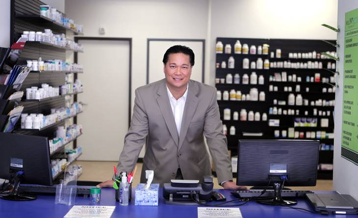 Leila Navidi - Marce Casal is president and CEO of Well Care Pharmacy, which has grown to six locations in the valley.