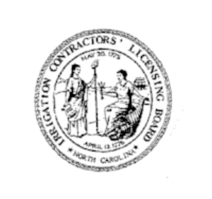 Official Licensed NC Irrigation Contractor