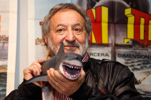 Jaws 3D director Joe Alves