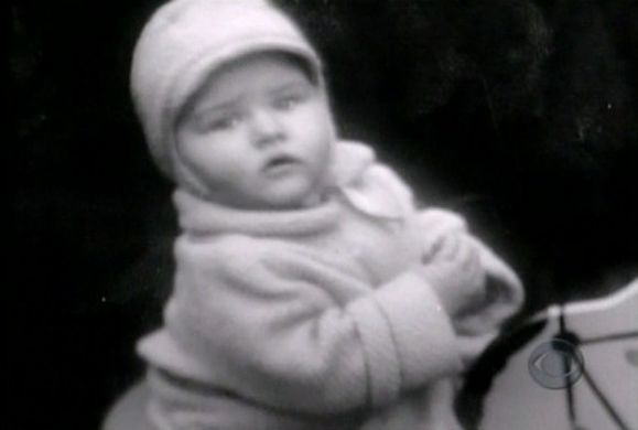 Who knew this infant would help change the course of popular culture.