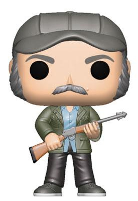 """For that you get the head, the harpoon gun, the whole damn Funko."""
