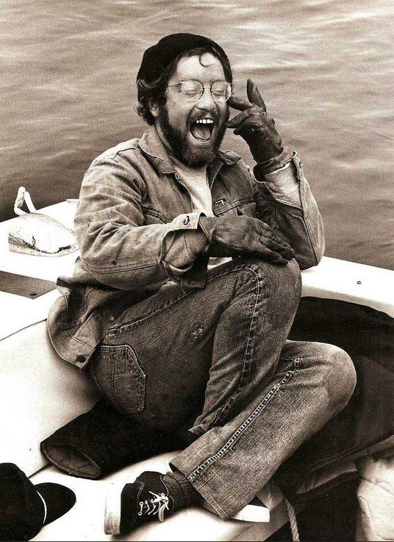 Shooting JAWS wasn't always this much fun but it was worth it