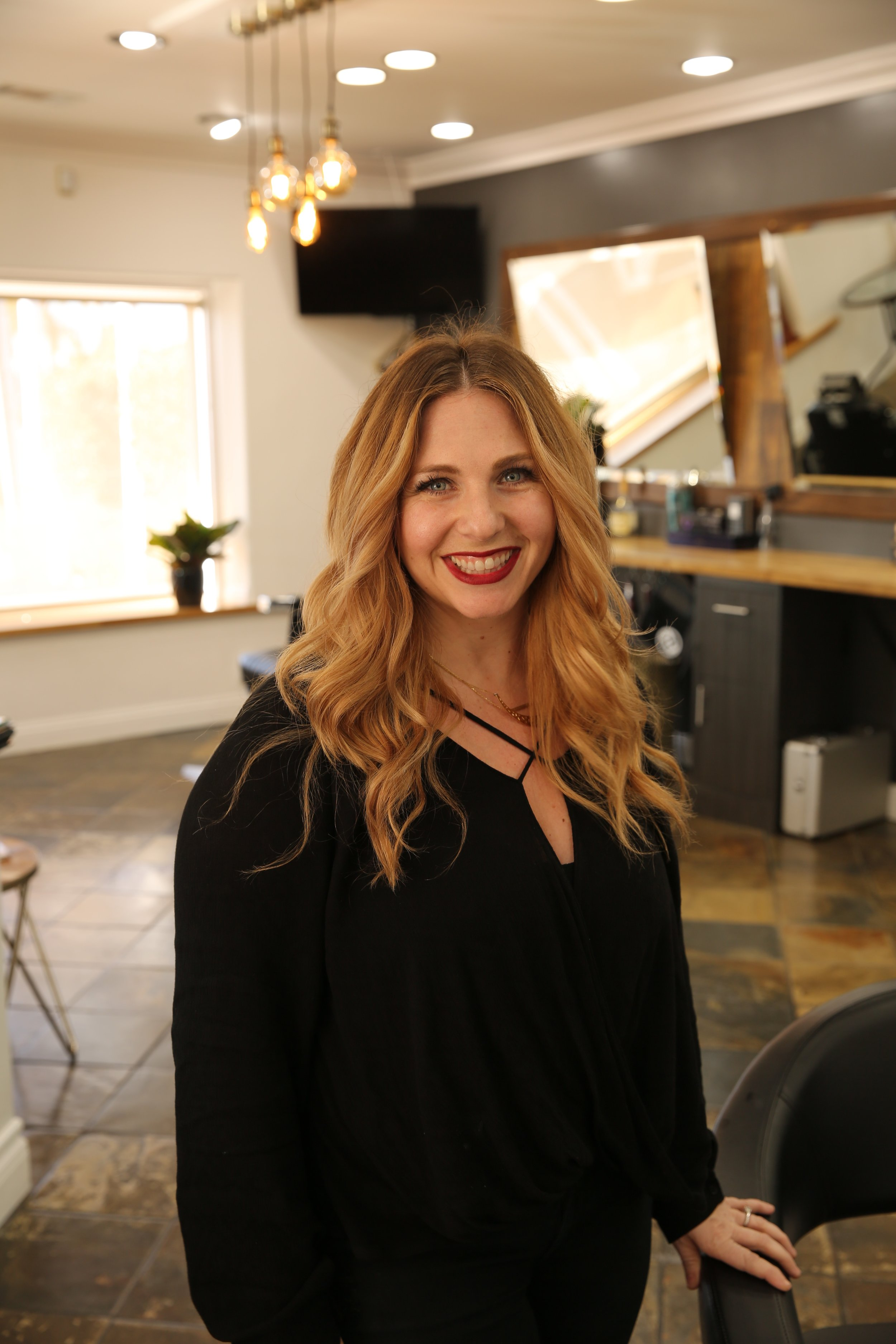 heather cerio stylist | colorist