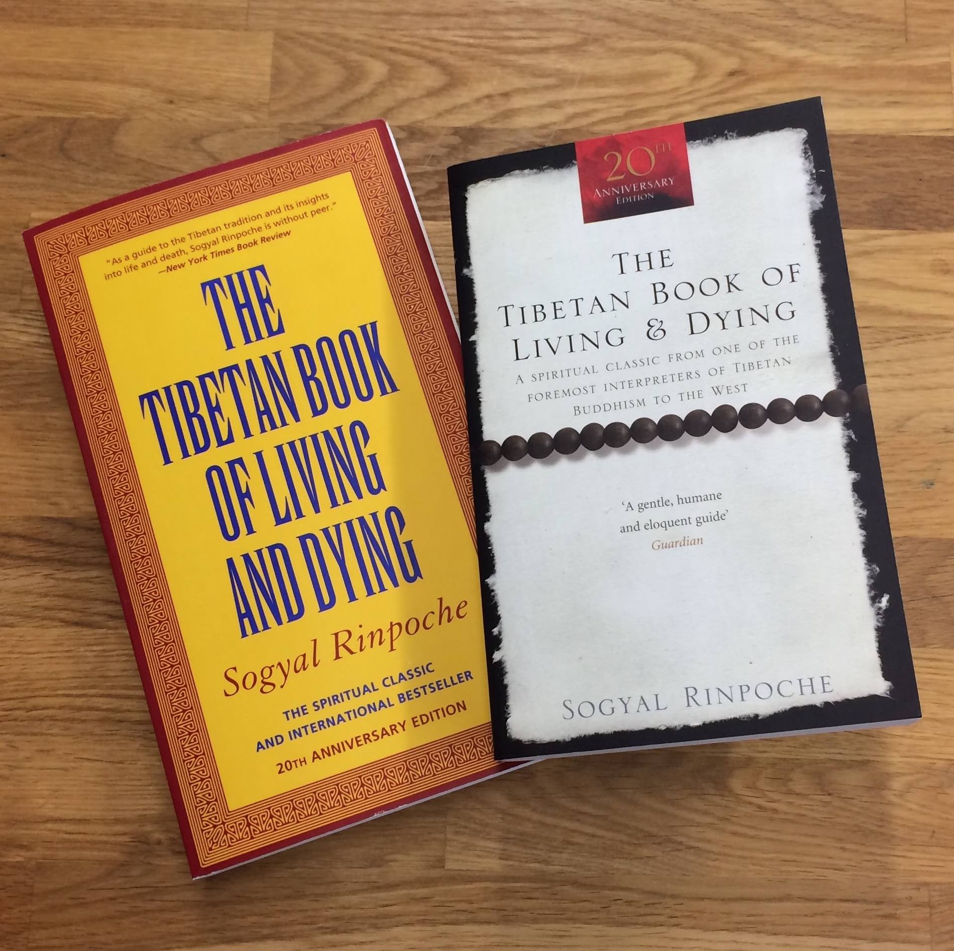 The Tibetan Book of Living adn Dying Course