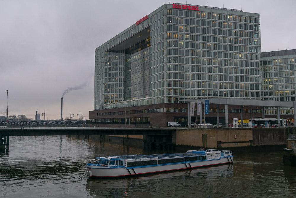 Spiegel-Gebäude