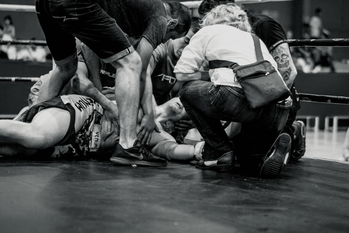Iron Fighters K1 and Muay Thai - Photo by Yuriy Ogarkov-009.JPG