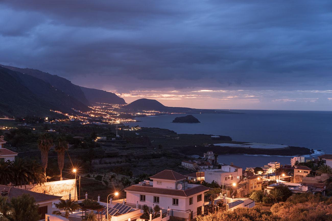 The view form the  Alberto Dorner  terrasse