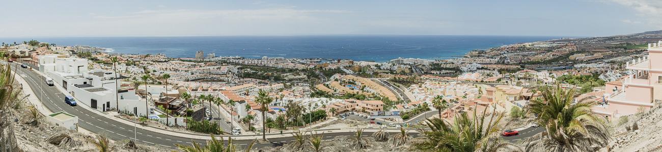 The mass tourist's hot spot Los Christianos