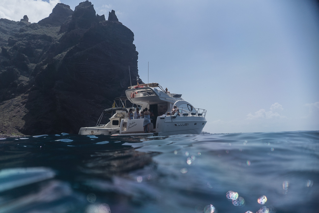 Whale watching and a trip to the Los Gigantes