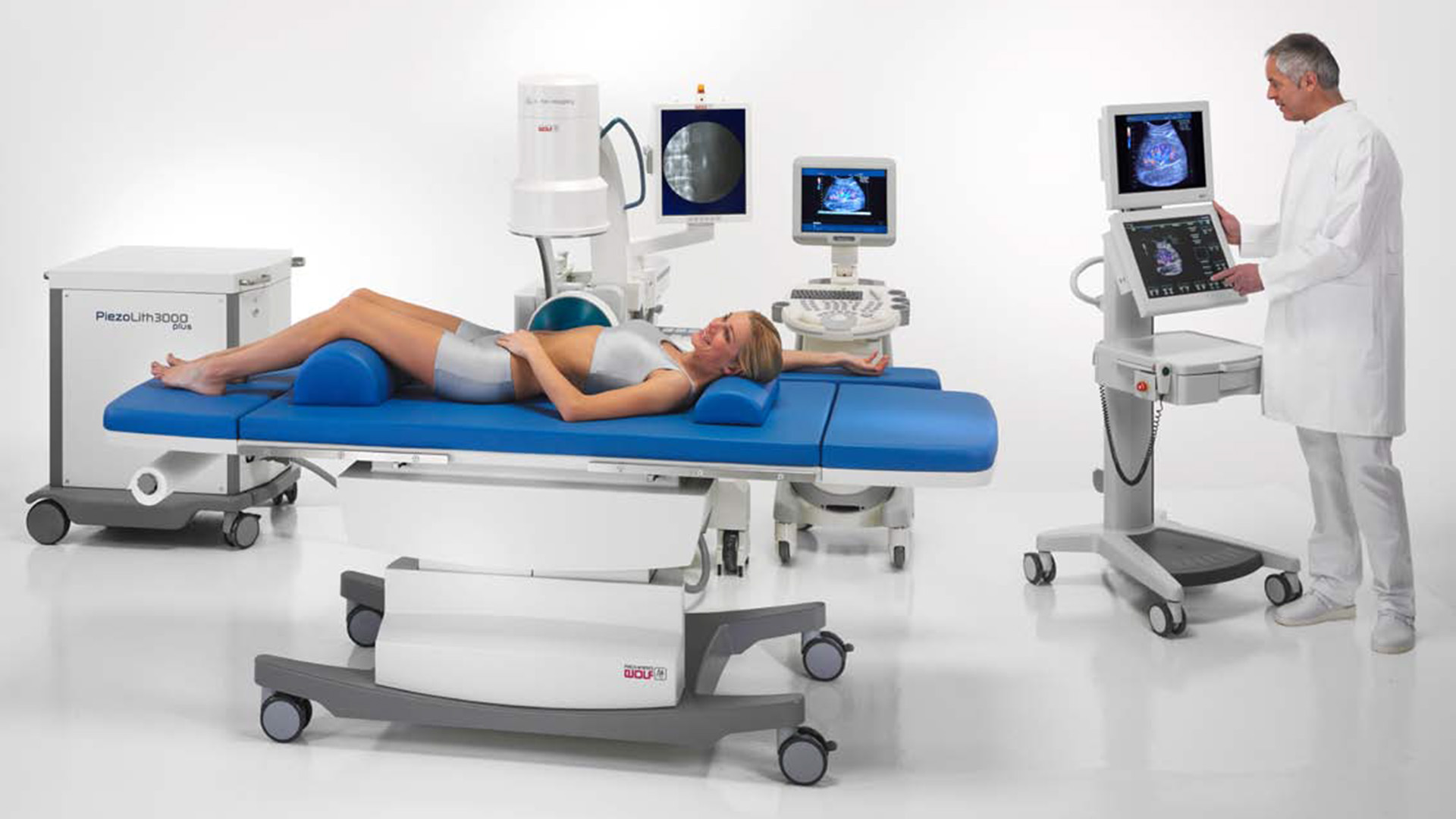 NHS Managed Lithotripsy and Shcok-wave Services