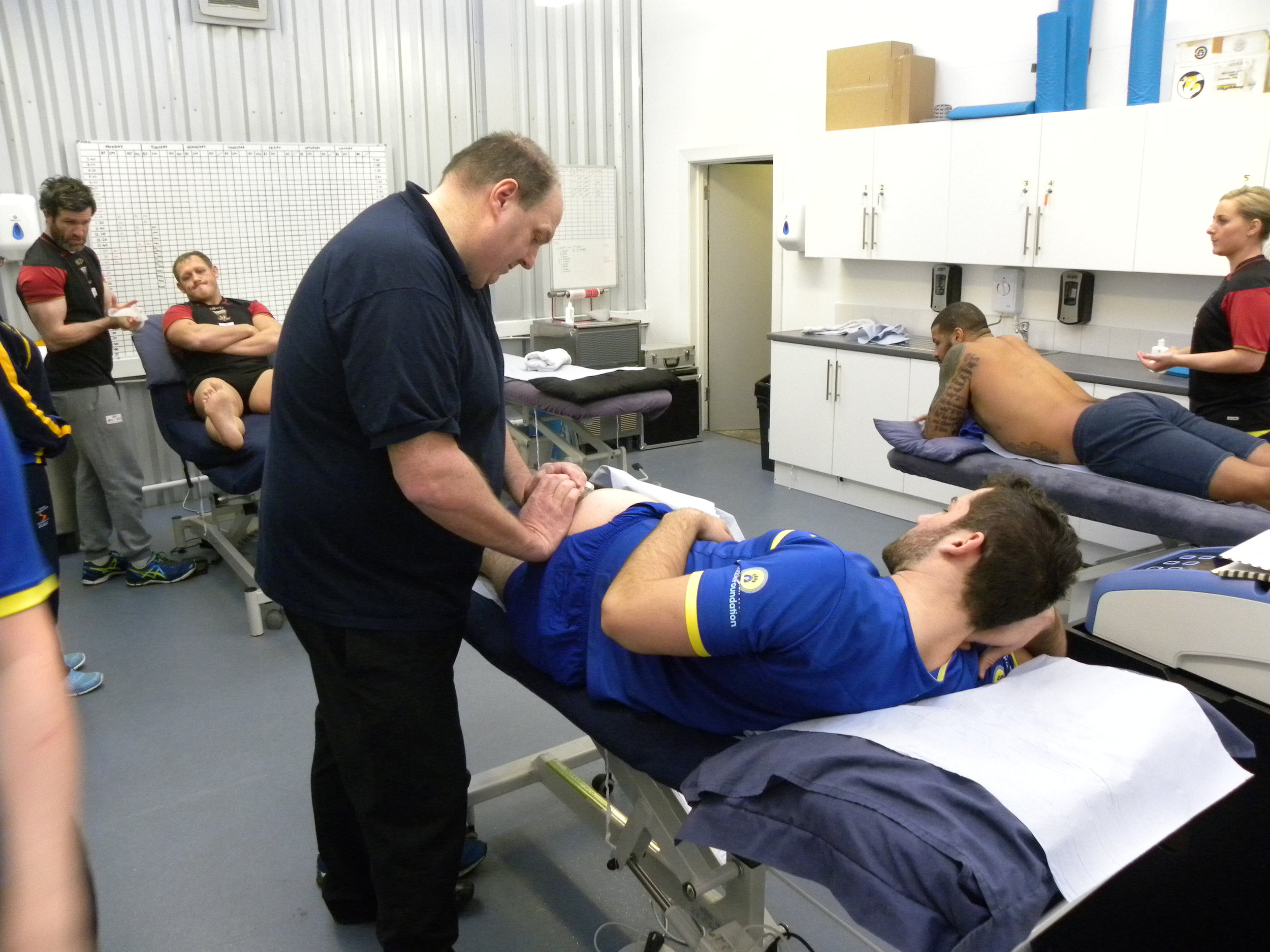 Sports Med Shock-wave Therapy