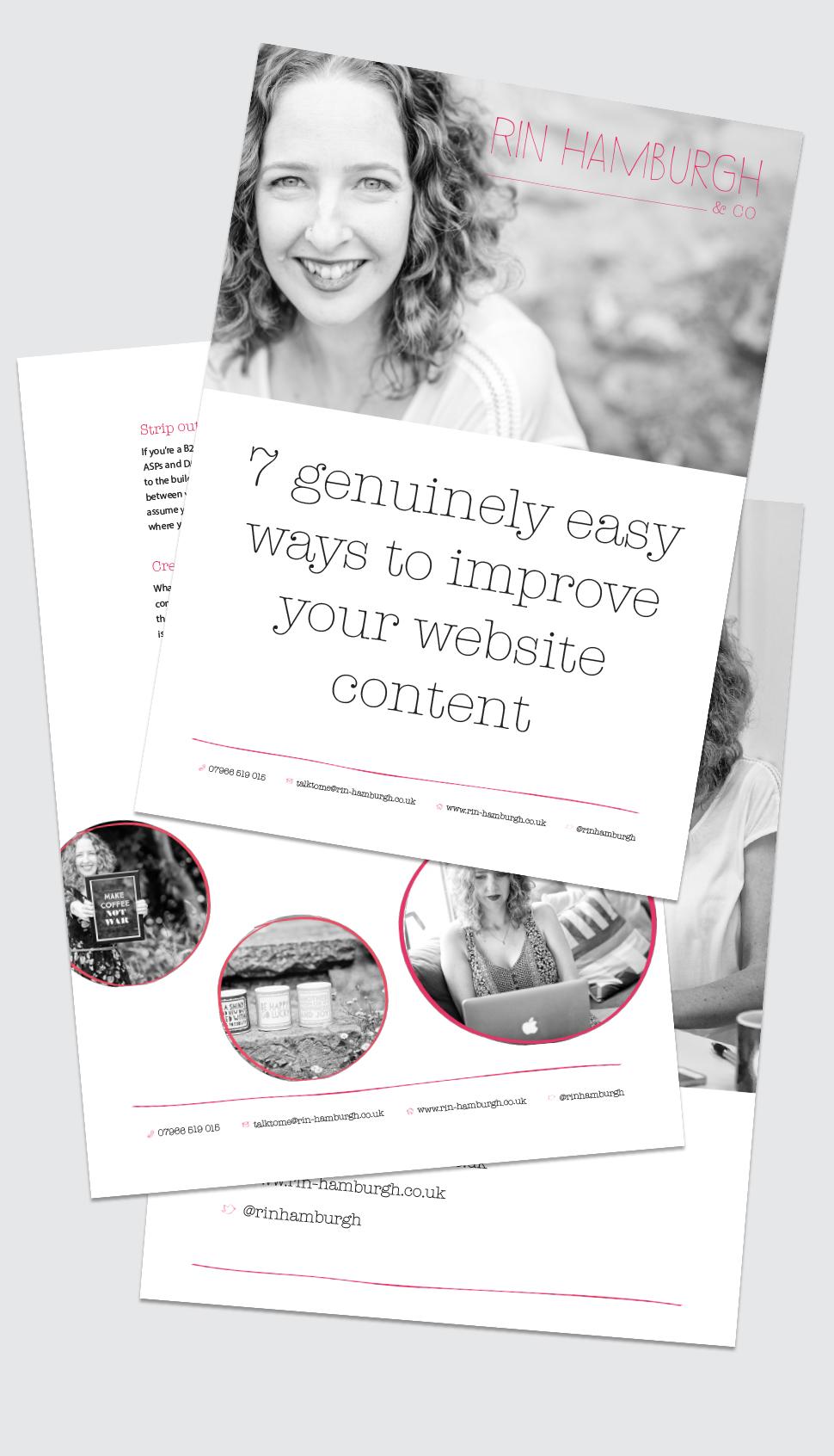 Downloadable PDF booklet