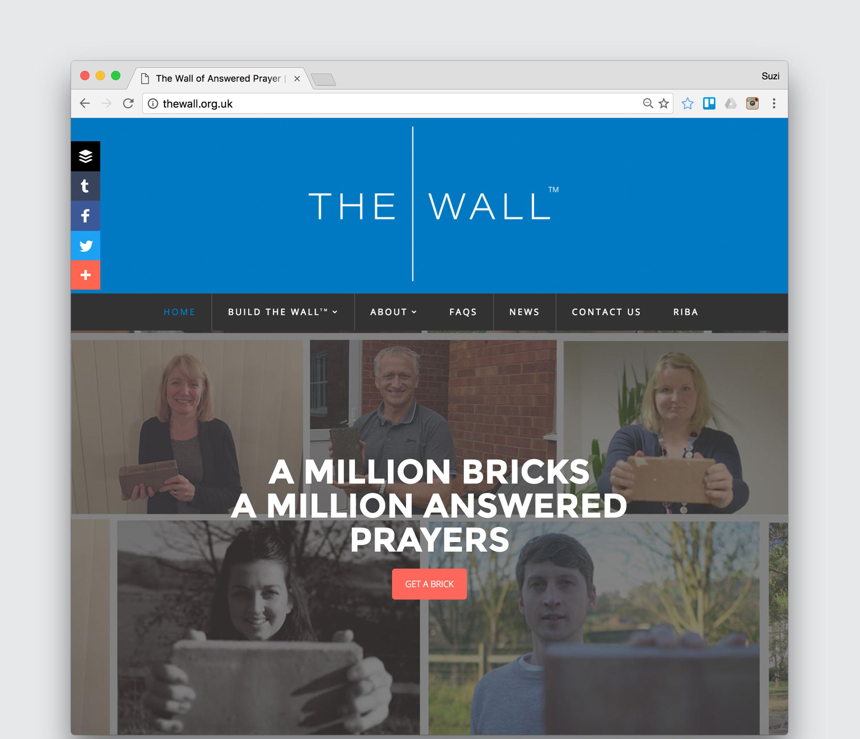 Website -  thewall.org.uk