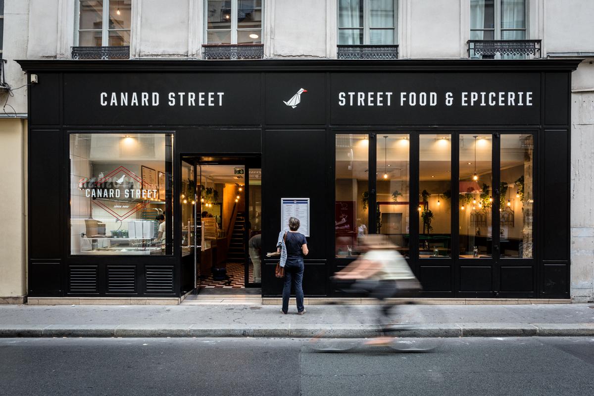 CANARD STREET PETITS CHAMPS PARIS 2