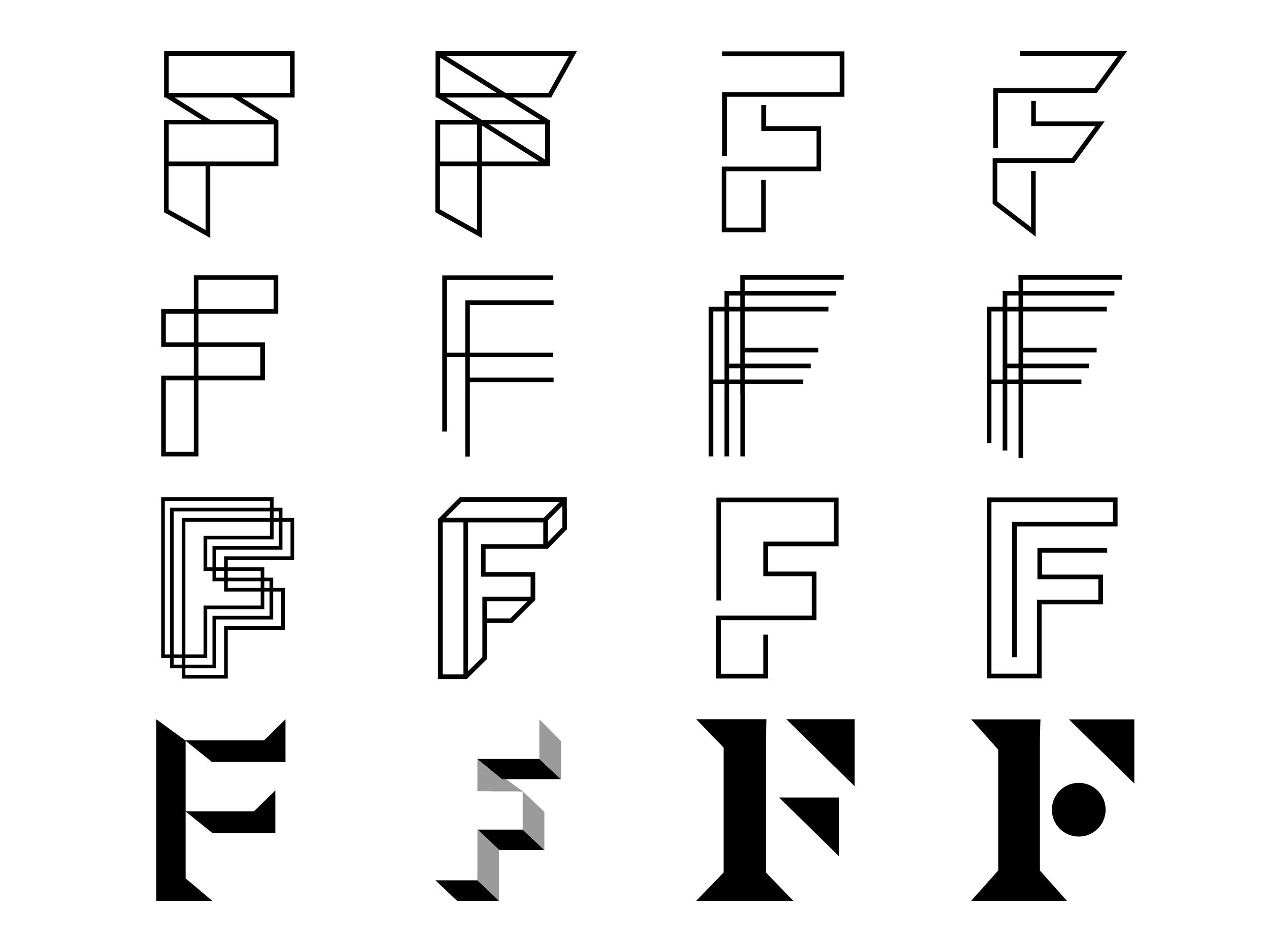 Various Type Design