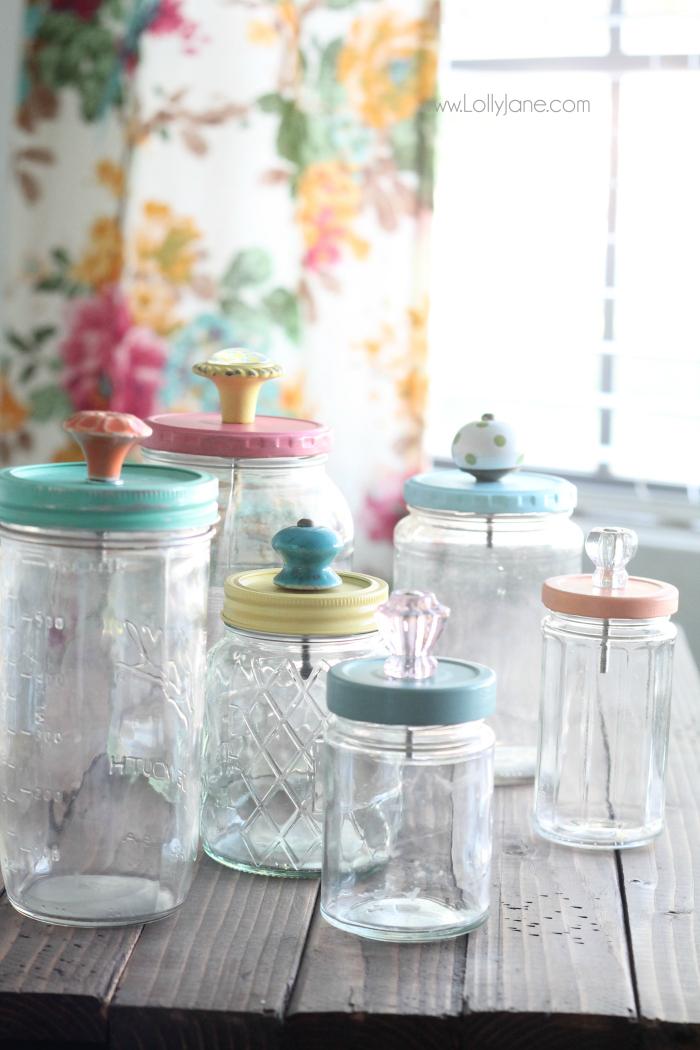 переделка стеклянных банок  источник