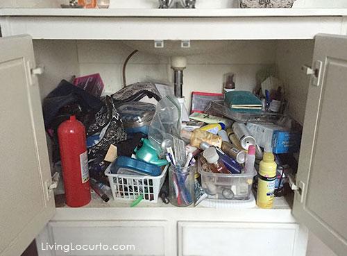 шкафчик под раковиной ДО  источник