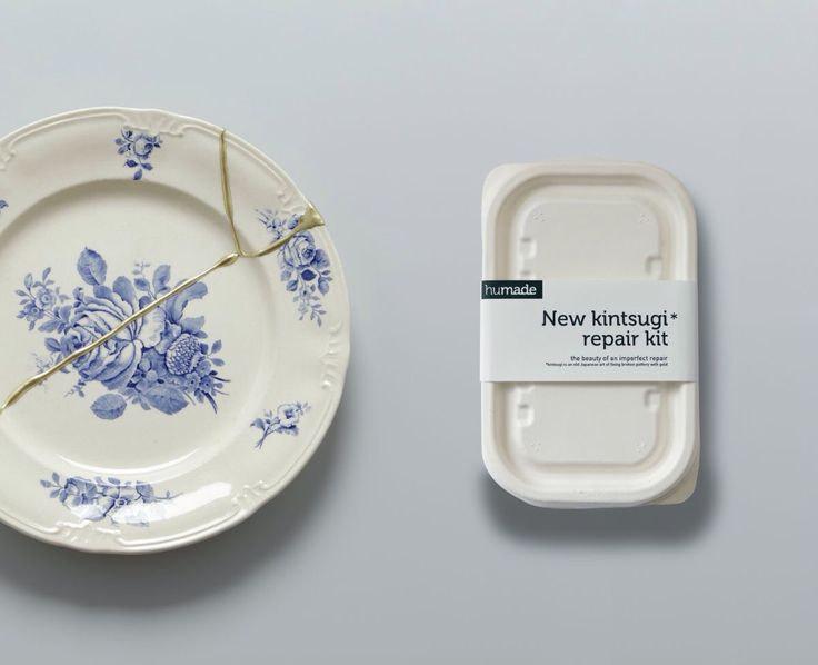 набор для реставрации посуды в стиле Кинцуги  источник