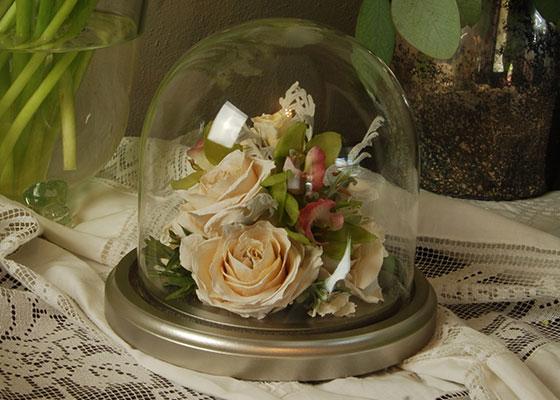 как сохранить букет невесты источник