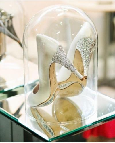 свадебные туфли на память источник