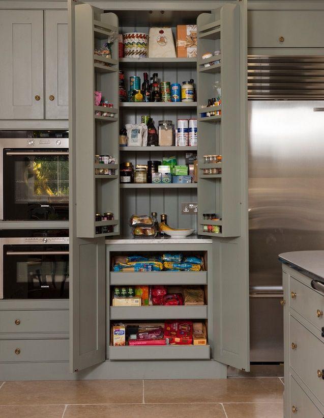 ящики на внутренней стороне дверцы шкафа  источник