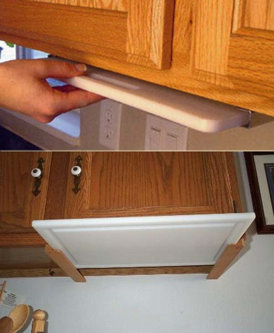 http://www.woohome.com/diy-2/top-21-awesome-ideas-to-clutter-free-kitchen-countertops