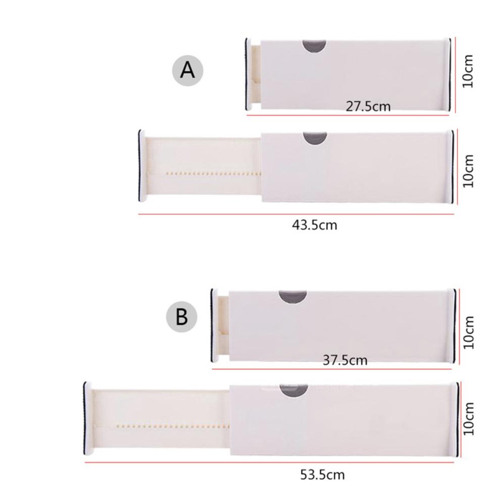 раздвижные разделители для выдвижных ящиков и полок
