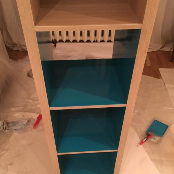 Перекраска мебели из Икеа