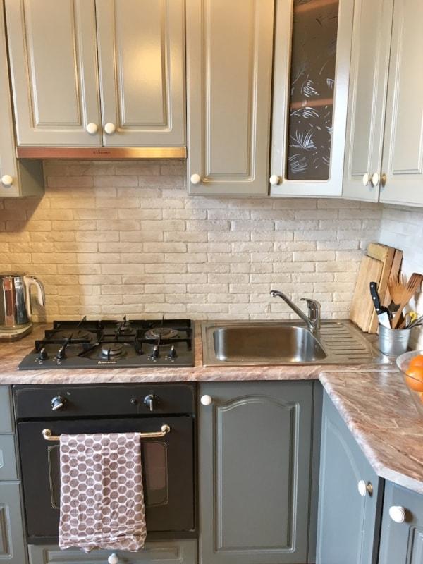 Фото кухни после переделки