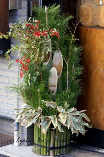"""японское """"новогоднее дерево""""  источник"""