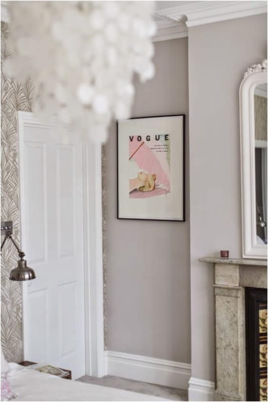 почему цвет краски на стене отличается от образца в магазине www.apartmenttherapy.com