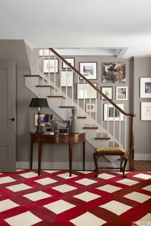 почему краска на стене отличается от образца в магазине www.elledecor.com